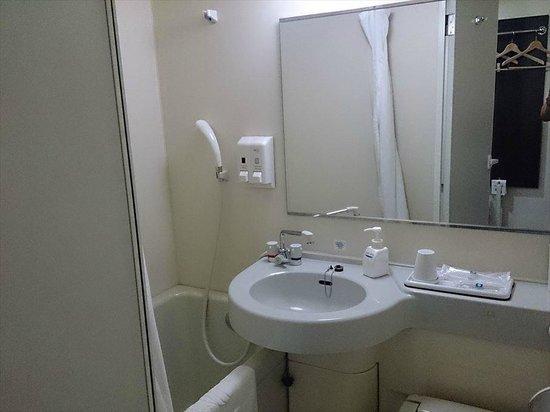 Comfort Hotel Hakodate: バスルーム