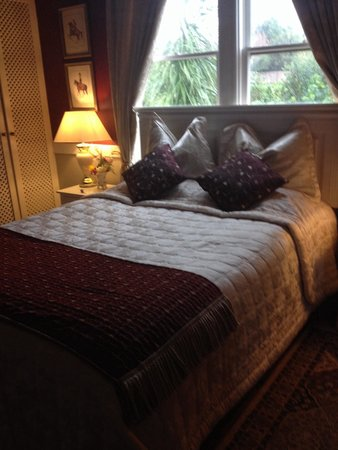 Willow Lodge: Comfy bed