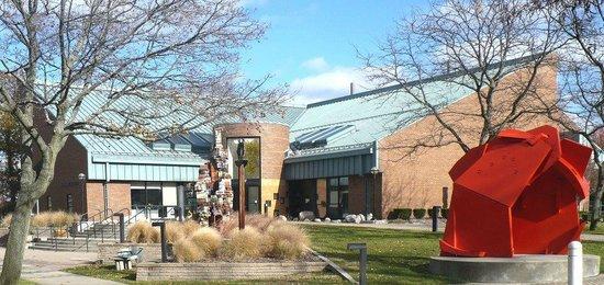 Photo of Tourist Attraction Krasl Art Center at 707 Lake Blvd, Saint Joseph, MI 49085, United States