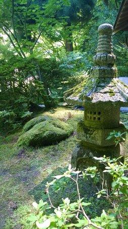 Portland Japanese Garden: Garden