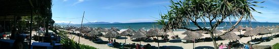 Cua Dai Beach: etwas Panorama