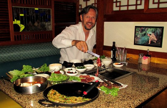 Korean Garden Restaurant In Houston Tx