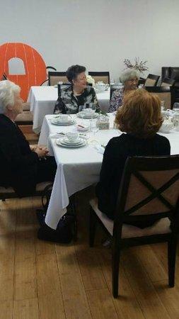 Miss Gloria's Tea House: Murrieta Church of Christ Bible Study Tea Lunch