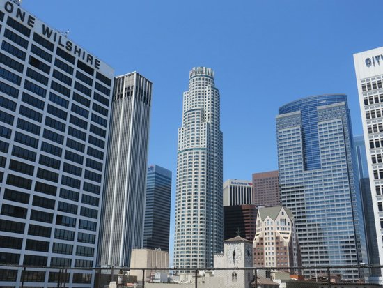 The Los Angeles Athletic Club : Rooftop View