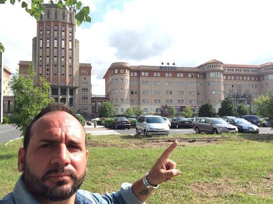 Hotel Seminario Bilbao: Chek out