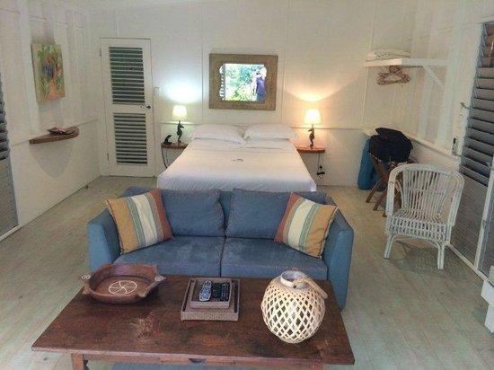 Sejala on Mission Beach: Sofa and sleep