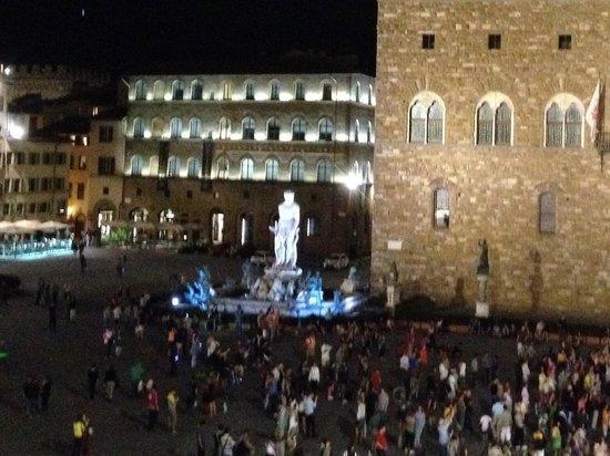 Piazza della Signoria: Fantastic!