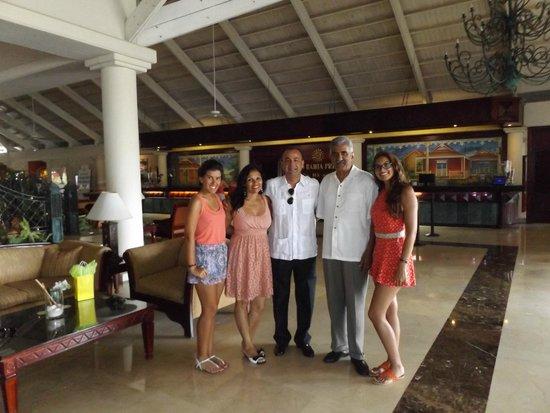 Luxury Bahia Principe Bouganville Don Pablo Collection : Grand Main Lobby