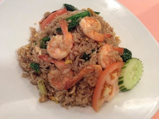 Thai Thai Scranton: Fried Rice