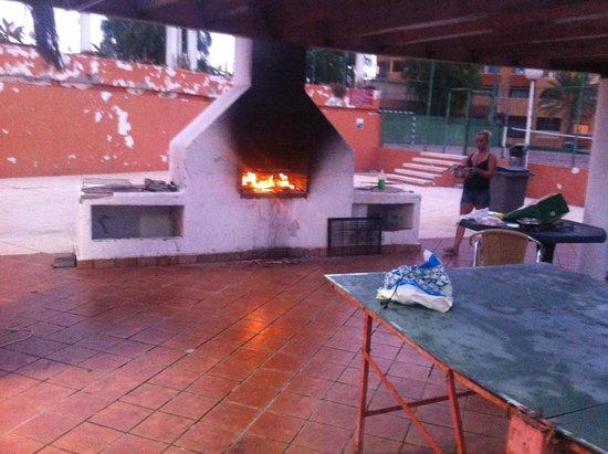 Parque Verde: le barbecue