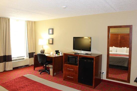 Comfort Inn Matthews-Charlotte: King Beed Room