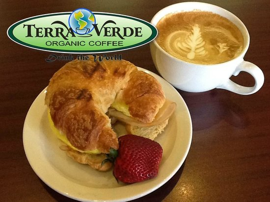 Terra Verde Coffee: Yes it's all for you.