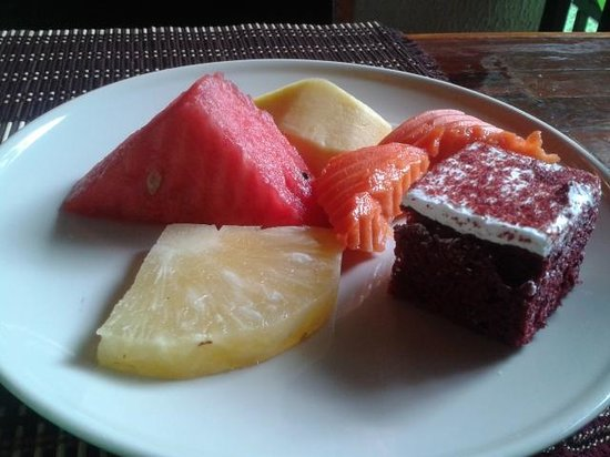 Lanna Dusita Boutique Resort by Andacura: breakfast included