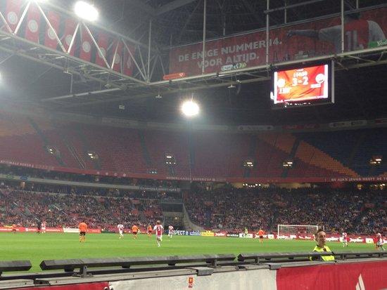 Amsterdam ArenA: Go Ajax!