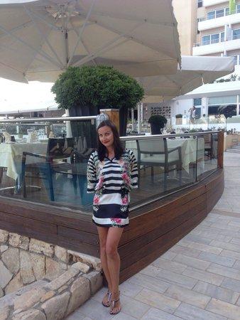 Mediterranean Beach Hotel: Чудесный отель !!! Спасибо за теплый прием !!!