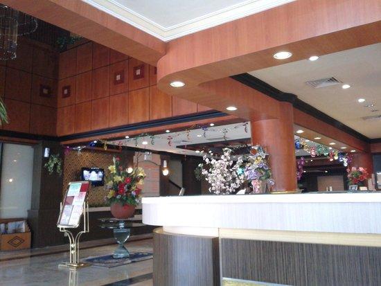 Formosa Hotel: Lobby hotel
