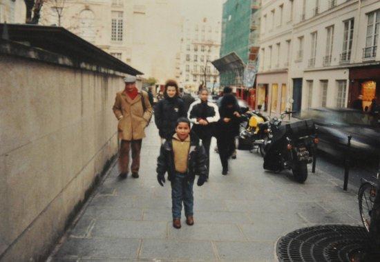 La Maison Europeenne de la Photographie: Edouard Boubat in Paris with the Brévilles
