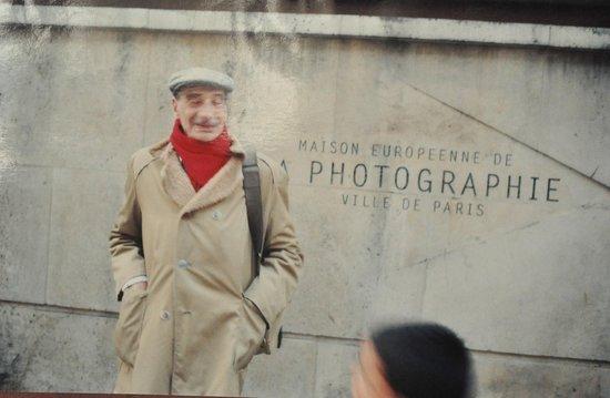 La Maison Europeenne de la Photographie: The great Edouard Boubat in Paris. Photos by Tristan Bréville. Photographic Museum Mauritius.