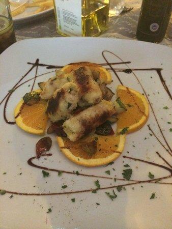 La Tortuga Ristopub : Involtini di pesce spada