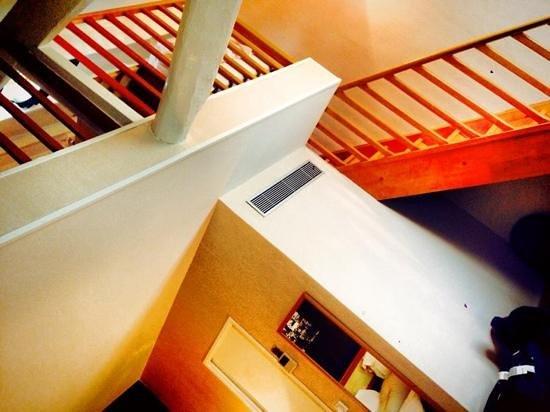 Best Western Bretagne Montparnasse: la habitacion coqueta