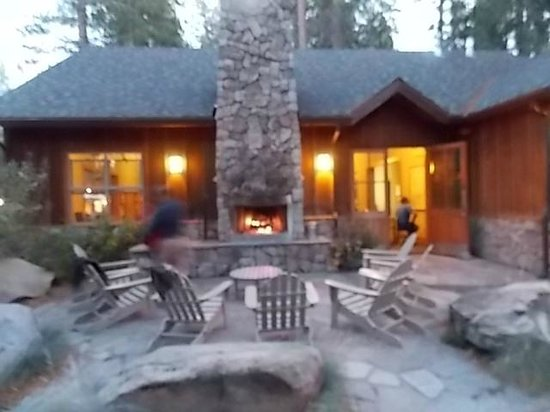 Evergreen Lodge at Yosemite: Recreation building