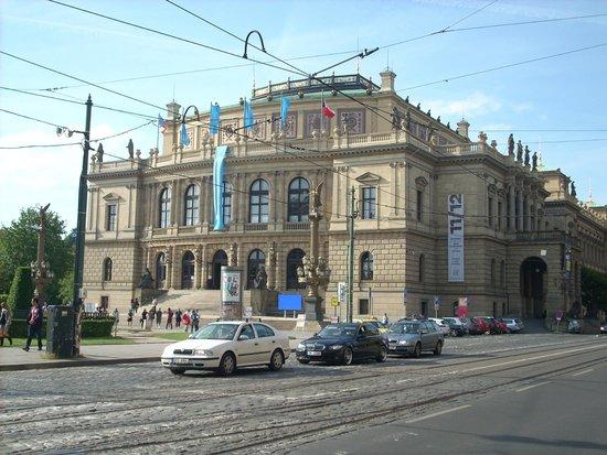 Rudolfinum: Рудольфинум