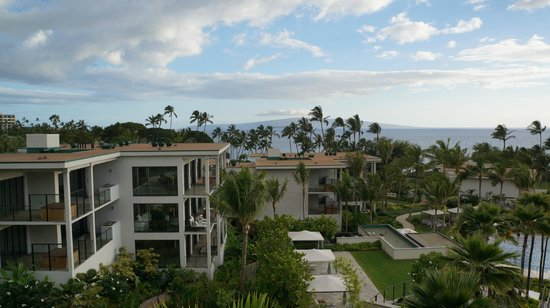 Andaz Maui At Wailea : View from room patio