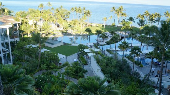 Andaz Maui At Wailea : View from lobby