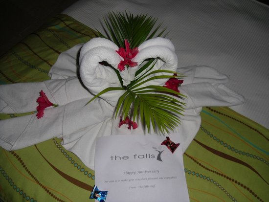 Falls Resort at Manuel Antonio : Our wonderful room 8