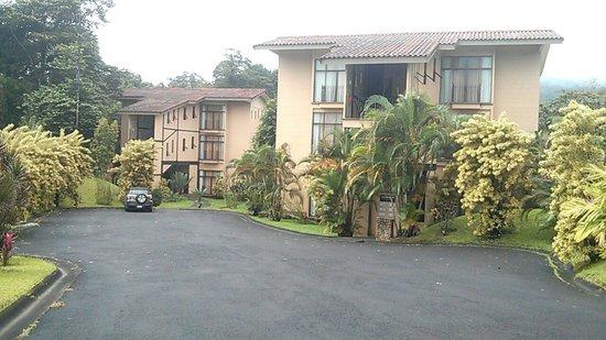 Arenal Kioro Suites & Spa: Les complexes des suites