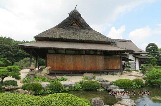 Korakuen Garden: Noubutai