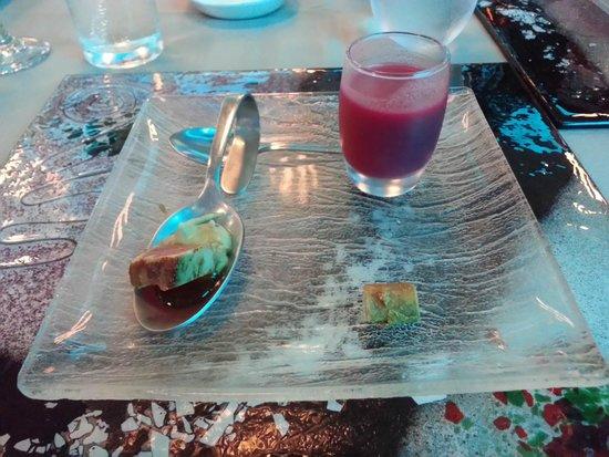Hotel Riu Palace Mexico: Krystal Fusion Restaurant