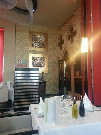 Hotel Riu Palace Mexico: Italian Restaurant