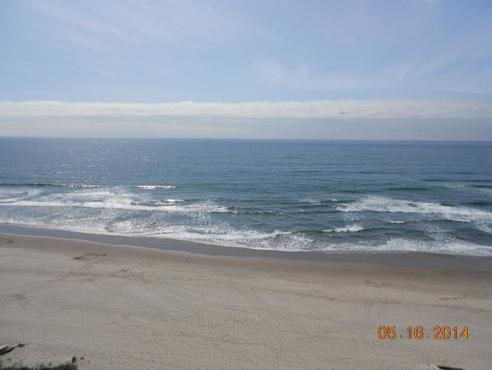 Nordic Oceanfront Inn : Great view, we saw whales one day