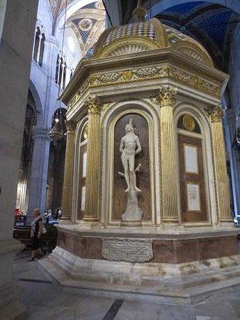 Lucca's Duomo (Cattedrale di San Martino): jul 2014