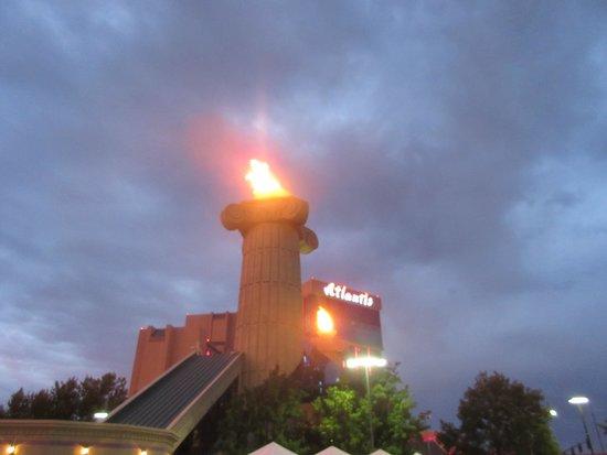 Atlantis Casino Resort Spa: Atlantis Casino - Hot August Nights, Reno, NV
