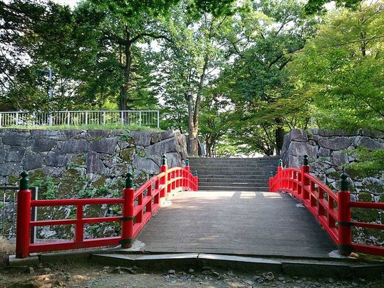 Iwate Park (Koen): 盛岡城