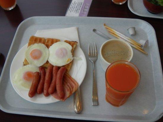 ANA Holiday Inn Resort MIYAZAKI : Western choice breakfast
