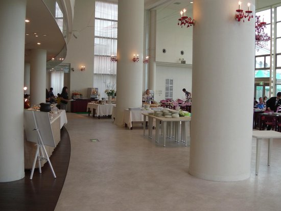 ANA Holiday Inn Resort MIYAZAKI : Dining room