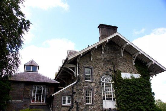 The Hafod Hotel : bel édifice