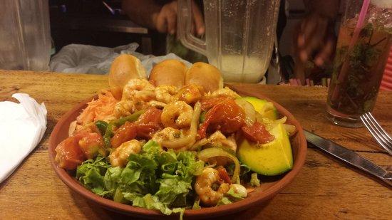 El Chanchullero de Tapas : My favorite meal