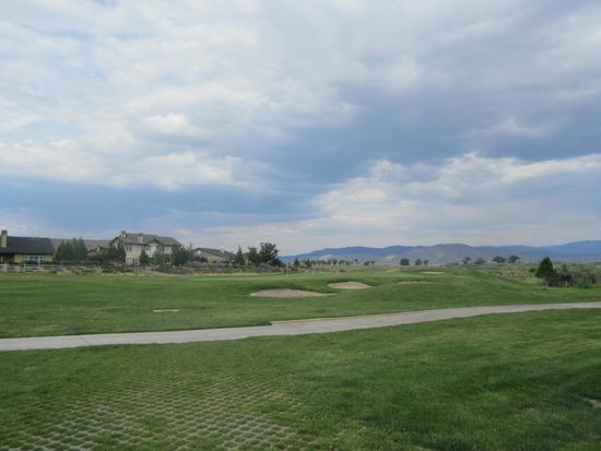 Golf Course, Jacks Valley Road, Genoa, NV