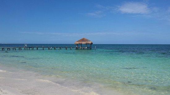 Azul Beach Resort Riviera Maya: Ah!!! La playa...