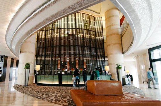Pullman Bangkok Grande Sukhumvit: Hotel Lobby