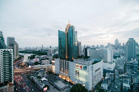 Pullman Bangkok Grande Sukhumvit: Terminal 21