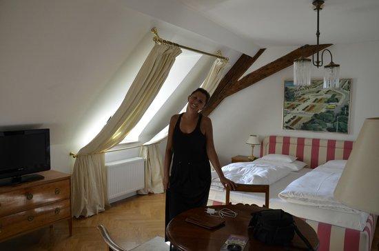 Schlossberg Hotel: room