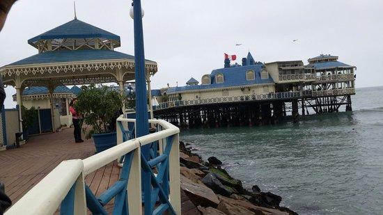 La Rosa Nautica Restaurante: Hermoso lugar