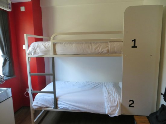 Generator Hostel London: Private twin room