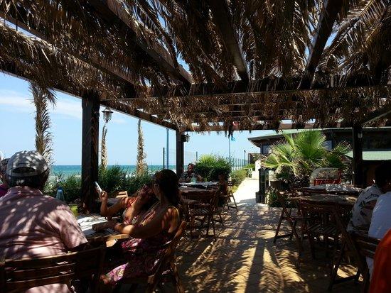 """Blue Marine Village: stupendo ristorante """"da Peppuzzo"""""""