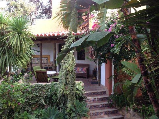 Villas D. Dinis: esterno reception